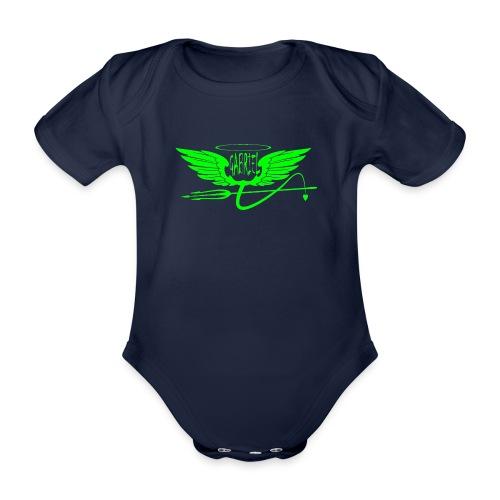 gabriel 2 - Body ecologico per neonato a manica corta