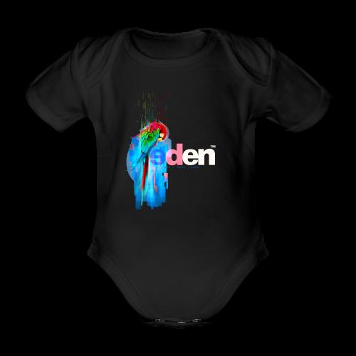 Eden 2 - Baby Bio-Kurzarm-Body