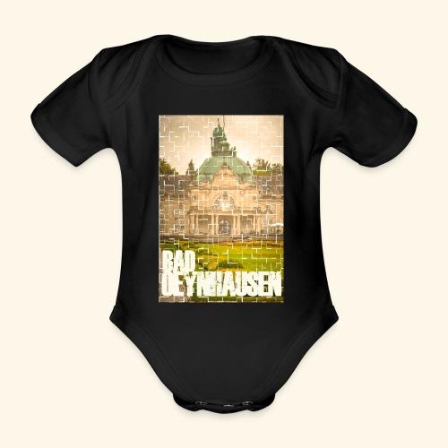 Super Fancy Kaiser Puzzle - Baby Bio-Kurzarm-Body