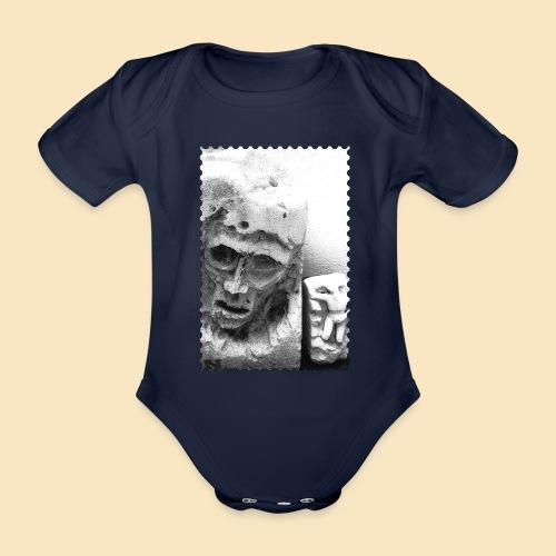 Sculptures - Baby Bio-Kurzarm-Body