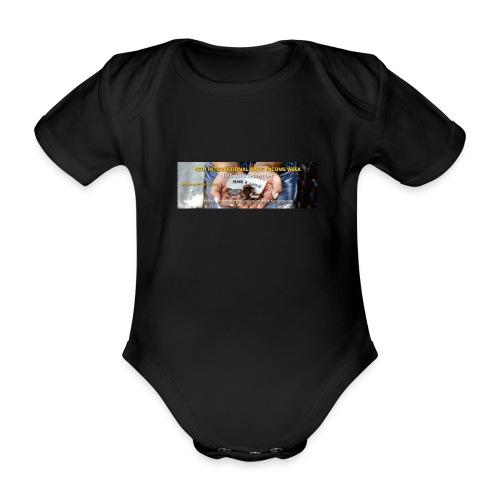 BIW-Cover - Baby bio-rompertje met korte mouwen