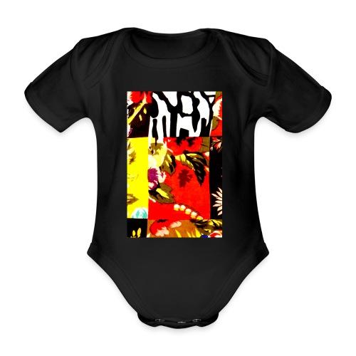 Body de bebé - Body orgánico de maga corta para bebé