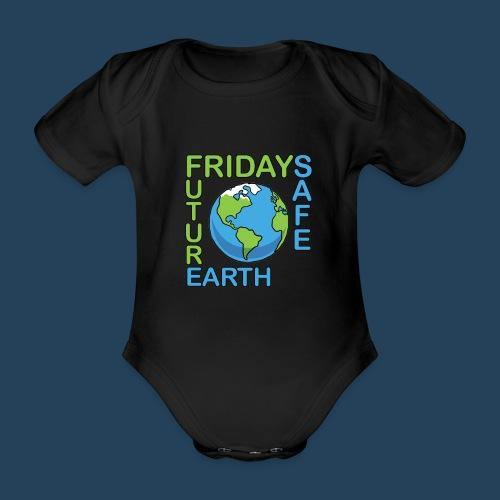 Safe Our Earth - Baby Bio-Kurzarm-Body