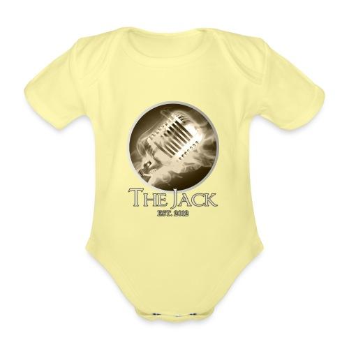 The Jack - Baby bio-rompertje met korte mouwen