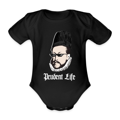 Felipe II (Prudent Life) URBANO - Body orgánico de maga corta para bebé