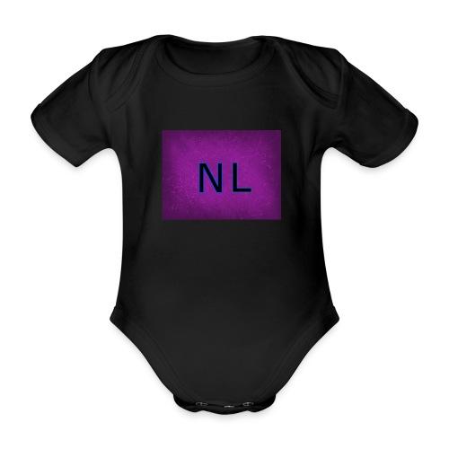 Snyggt marke - Ekologisk kortärmad babybody