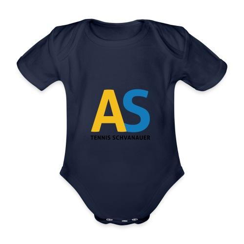 as logo - Body ecologico per neonato a manica corta