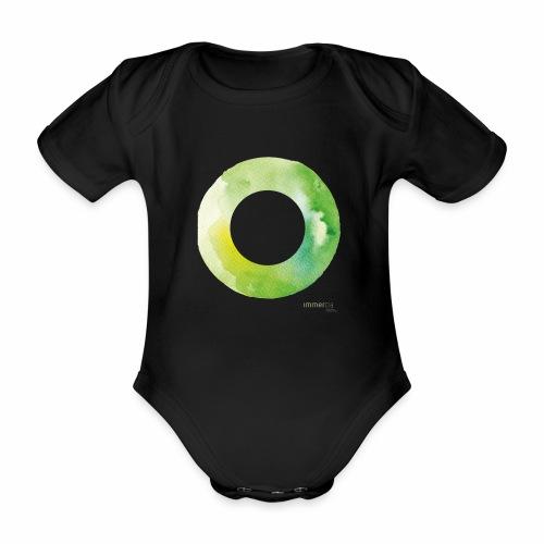 KringelmitWortmarke png - Baby Bio-Kurzarm-Body