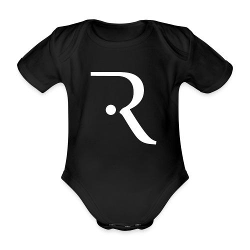 Recxoo - You're Never Alone with a Recxoo - Kortærmet babybody, økologisk bomuld