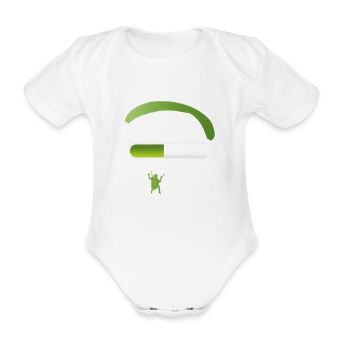 Paraglider Loading - Baby Bio-Kurzarm-Body