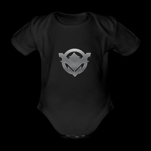 SVN Arts logo - Baby bio-rompertje met korte mouwen