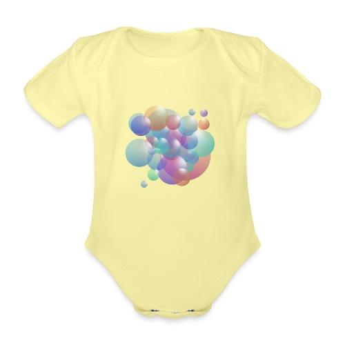 bubble - Baby Bio-Kurzarm-Body