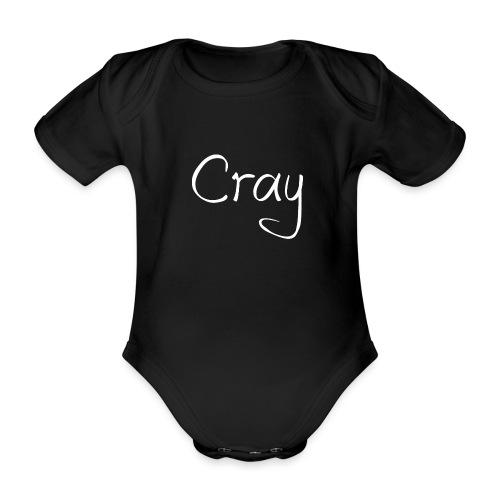 Cray Lang Ärmel TShirt für über 14 jahren - Baby Bio-Kurzarm-Body