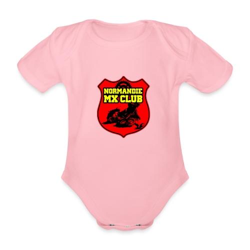 Casquette Normandie MX Club - Body Bébé bio manches courtes