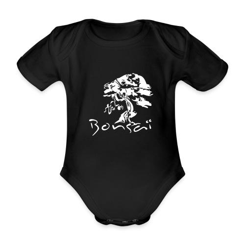 Tee-Shirt Homme Bonsaï Tree - Body Bébé bio manches courtes