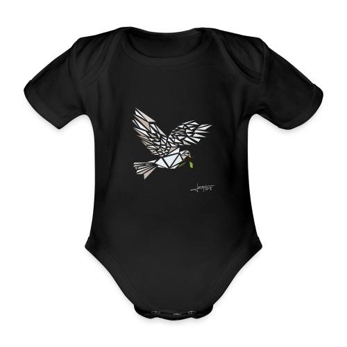 colombus-spread - Body Bébé bio manches courtes
