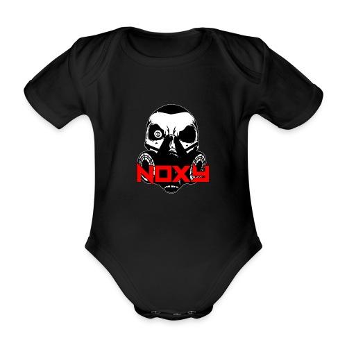 Noxy - Body ecologico per neonato a manica corta
