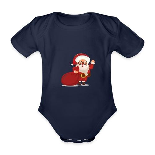 Christmas 02 - Body Bébé bio manches courtes