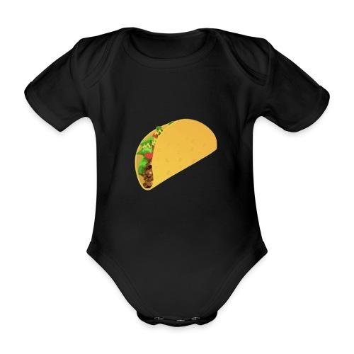 taco - Ekologisk kortärmad babybody