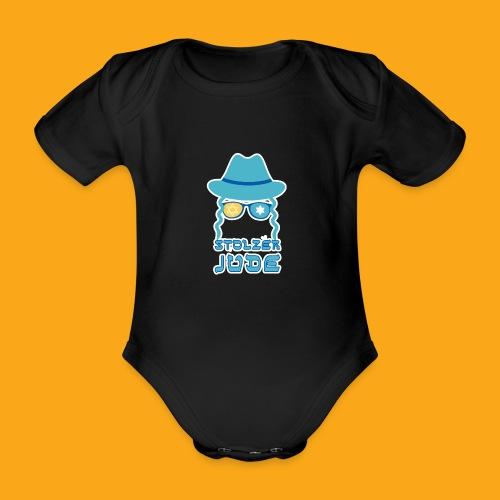 Stolzer Jude - Baby Bio-Kurzarm-Body