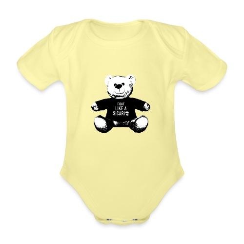 Kuschelkartel - Baby Bio-Kurzarm-Body