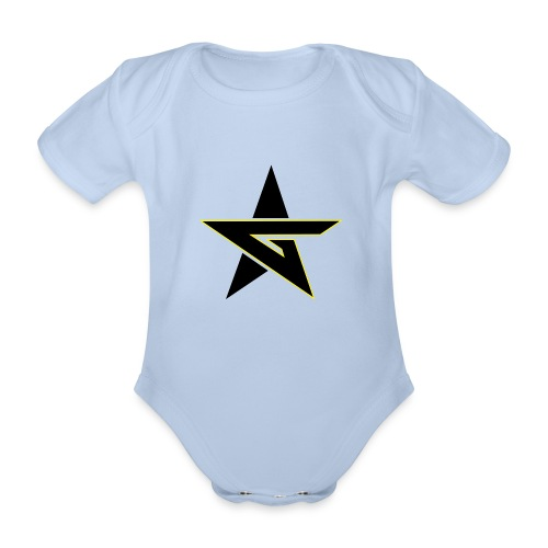 Last Dragon - Organic Short-sleeved Baby Bodysuit