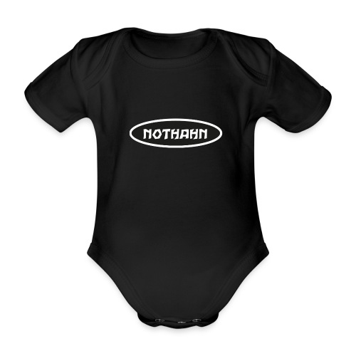 nothahn - Baby Bio-Kurzarm-Body