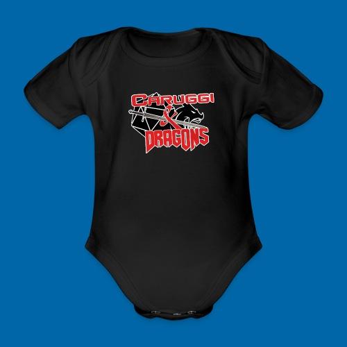 Caruggi trasp png - Body ecologico per neonato a manica corta