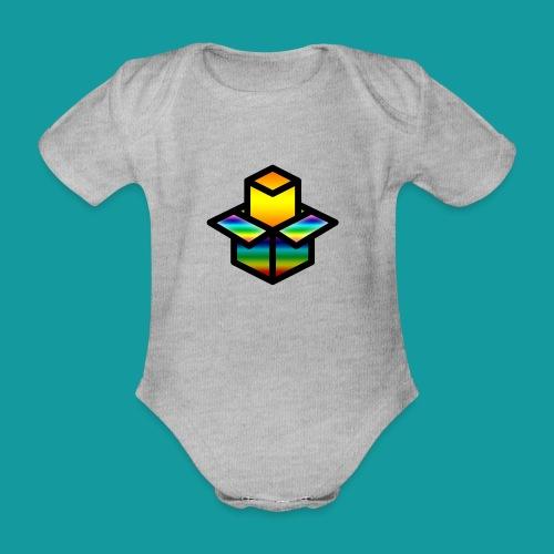 Unboxing - Baby bio-rompertje met korte mouwen