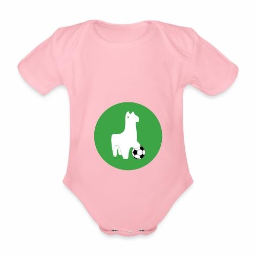Nouveau logo - Body Bébé bio manches courtes