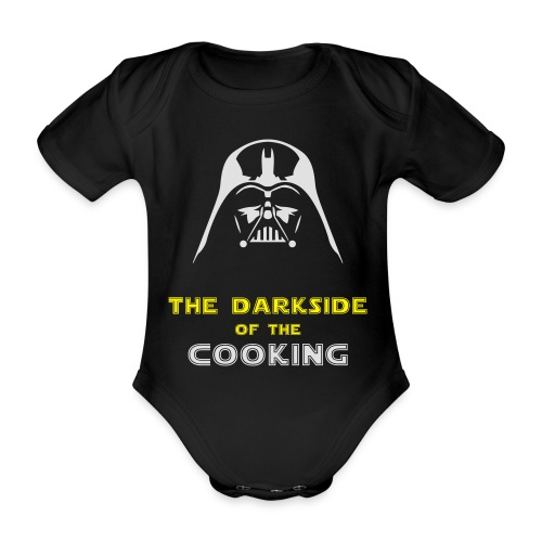 The darkside of the cooking - Body Bébé bio manches courtes