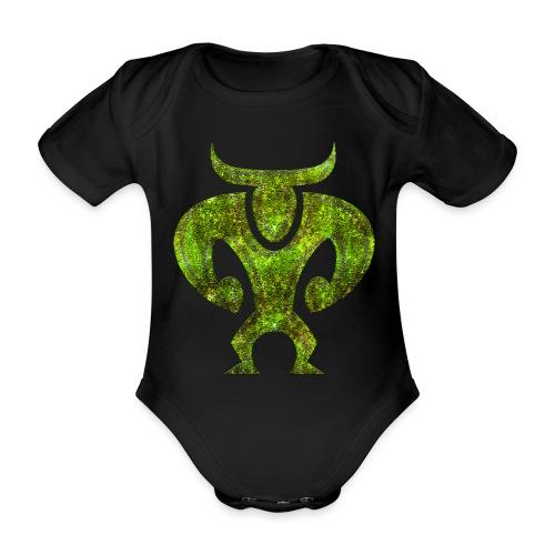 Minotaur - Ekologisk kortärmad babybody