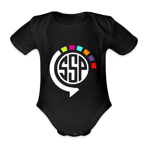 logossp1 - Body Bébé bio manches courtes