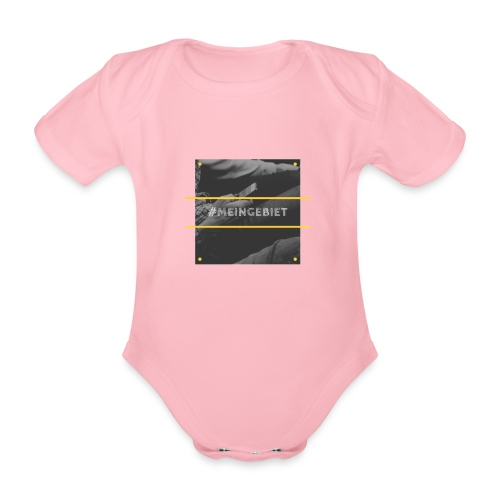MeinGebiet - Baby Bio-Kurzarm-Body