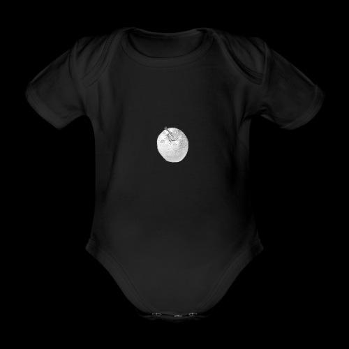 Apfel - Baby Bio-Kurzarm-Body