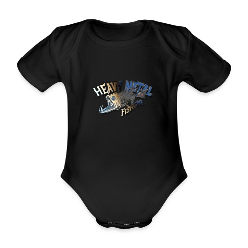 Predator fishing - Baby Bio-Kurzarm-Body