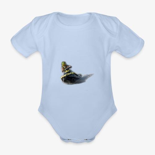 jetski - Vauvan lyhythihainen luomu-body
