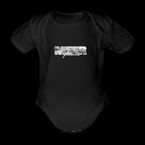 MEER - Baby Bio-Kurzarm-Body