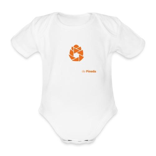 Fotògrafs de Pineda - white - Body orgánico de manga corta para bebé
