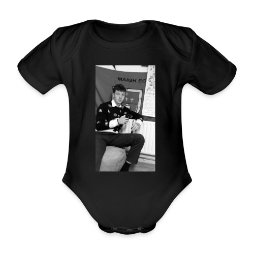 el Caballo - Organic Short-sleeved Baby Bodysuit