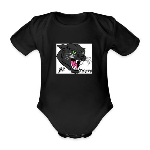 BR Riders - Kortærmet babybody, økologisk bomuld
