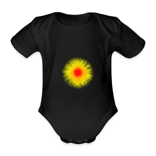 Sonne I - Baby Bio-Kurzarm-Body
