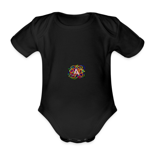 A - Baby Bio-Kurzarm-Body