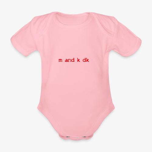 sog s1t l 1 - Kortærmet babybody, økologisk bomuld