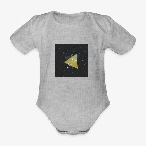 4541675080397111067 - Organic Short-sleeved Baby Bodysuit