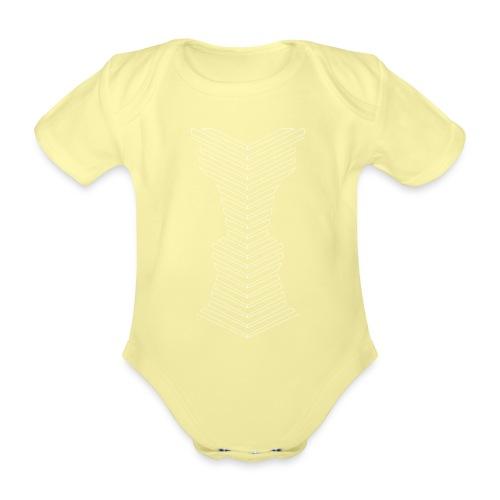 sp1 - Body ecologico per neonato a manica corta