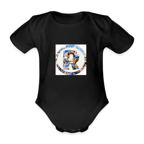 RazeDT design - Vauvan lyhythihainen luomu-body