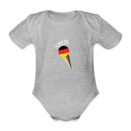 Fußball WM Geschenk Fan Weltmeister Deutschland - Baby Bio-Kurzarm-Body