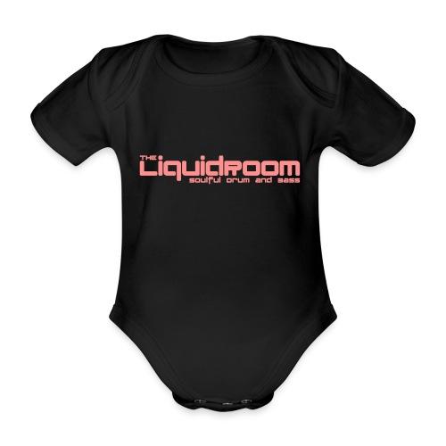 tlr_logo - Baby Bio-Kurzarm-Body
