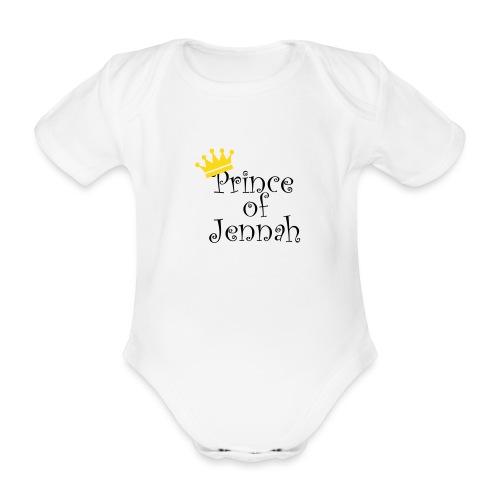 Prince of Jennah - Baby Bio-Kurzarm-Body